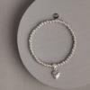 Rita Mini Bracelet-Silver