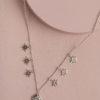 Bexley Necklace-Silver