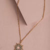 Maeve Necklace-Gold