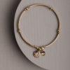 Blake Noodle Bracelet-Gold