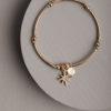 Velda Starburst Bracelet-Gold