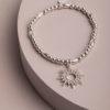 Lowri Bracelet-Silver