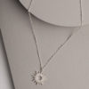 Maeve Necklace-Silver