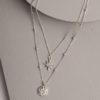 Analia Necklace-Silver