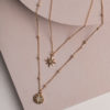 Analia Necklace-Gold